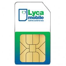 Lyca Mobile GRATIS SIM